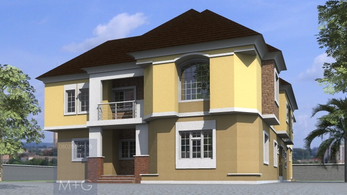 Contemporary Nigerian Residential Architecture Semi