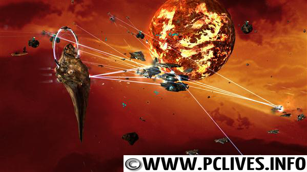 Sins of a Solar Empire: Rebellion full version download free pc