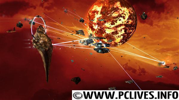 Sins of a Solar Empire: Rebellion full version download free pc