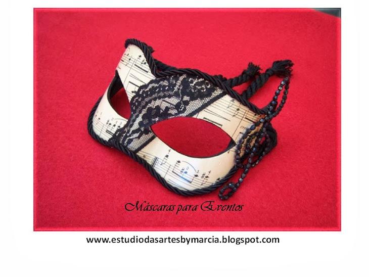 Máscaras para Festas e Eventos - Itu -SP
