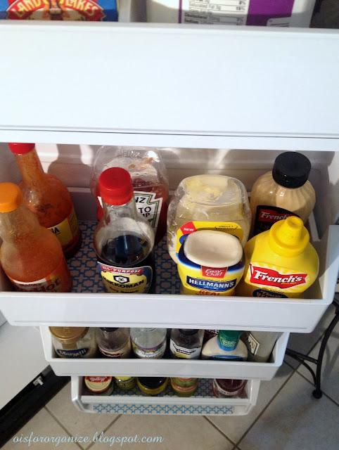 refrigerator makeover