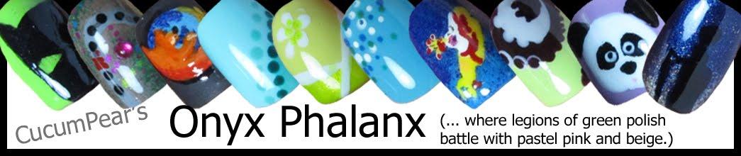 CucumPear's Onyx Phalanx