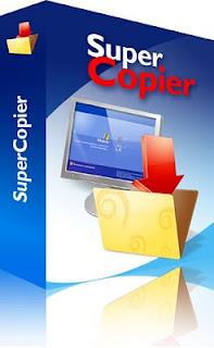 برنامج Supercopier البديل الأفضل لبرنامج نسخ الملفات الافتراضي