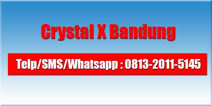 Distributor Crystal X Nasa Asli Obat Keputihan Bandung