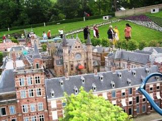 Tempat Wisata Di Belanda - Madurodam Miniature Park