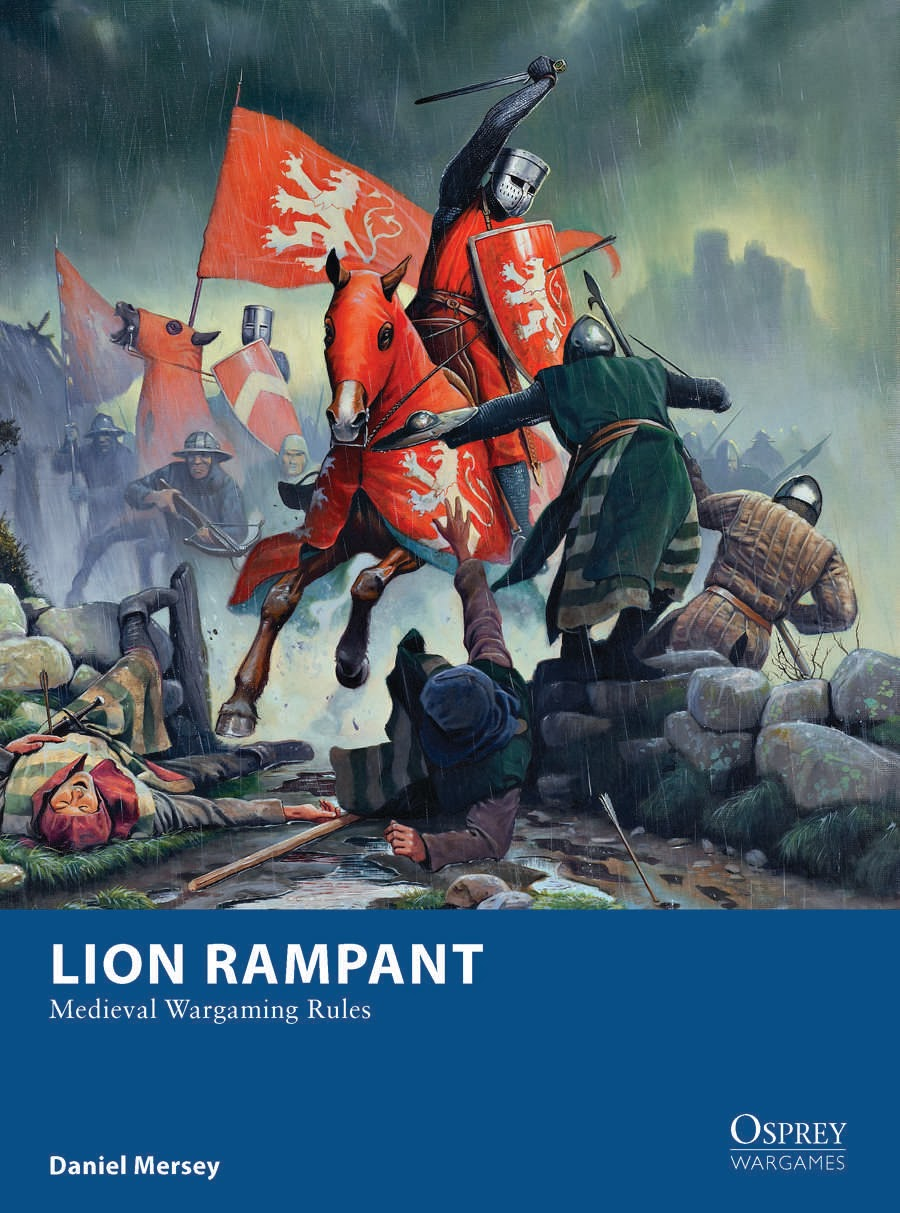 Osprey publishing Lion+rampant+cover