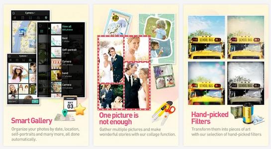 تحميل افضل 15 برنامج للتصوير وتحرير وتحسين الصور لاجهزة الاندرويد بصيغة APK