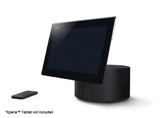 new sony tablet