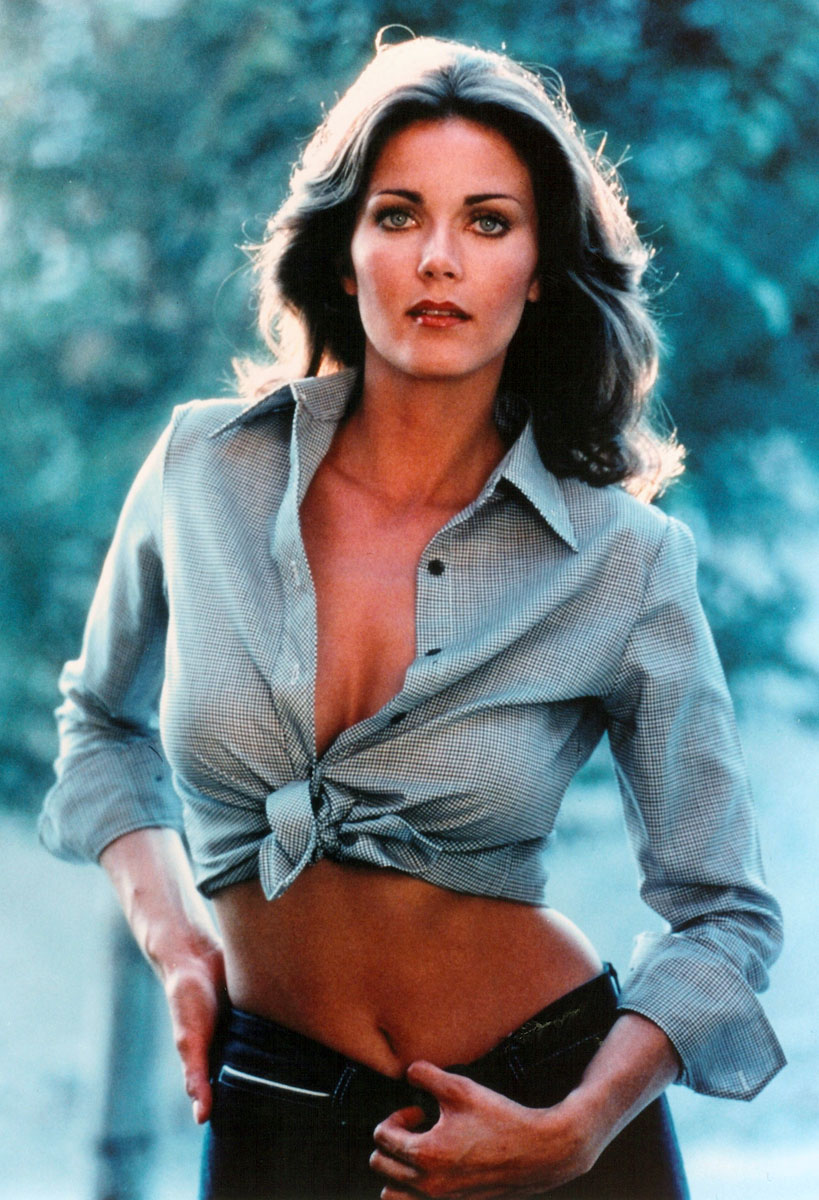 She S A Wonder It Lynda Carter