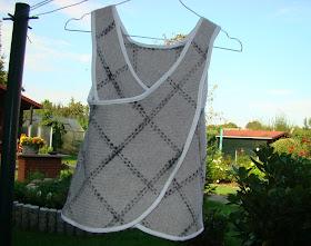 Schürzenkleid Schurwolle