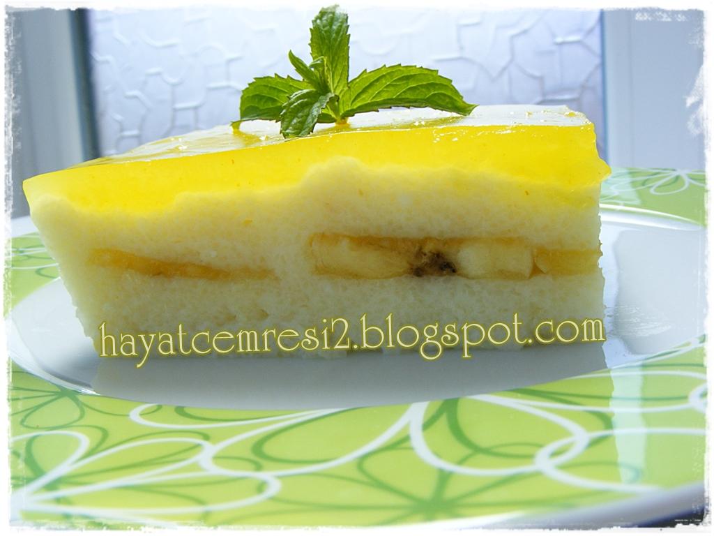 Limonlu süt tatlısı nasıl yapılır