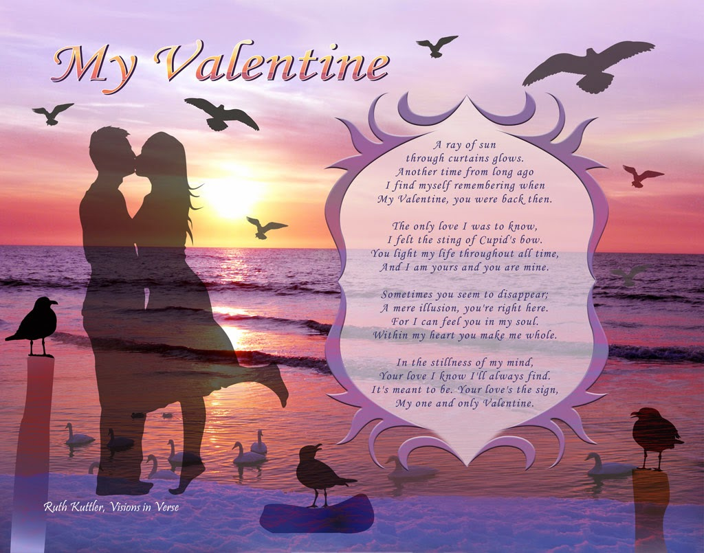 Valentine Day February 2016 Romantic Happy Valentines day Poems – Valentine Card Love Messages