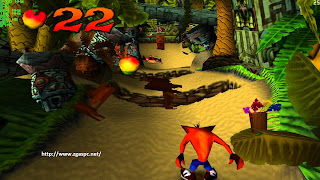 Crash Bandicoot 1 ps1 for pc ISO Full Version ZGAS-PC