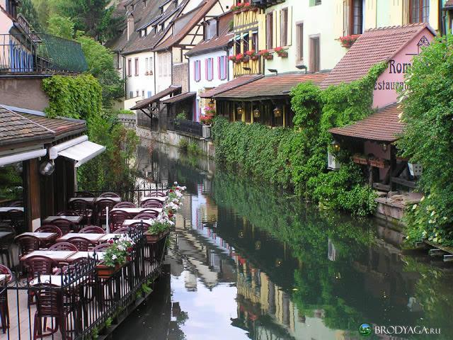 Colmar - Vinhos - França