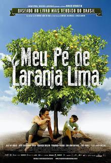 """Poster do filme """"Meu Pé de Laranja Lima"""""""