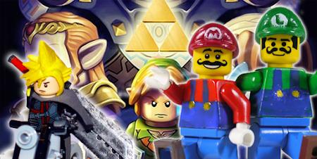 12 sets de LEGO sobre videojuegos que deberían hacerse realidad