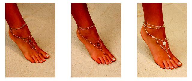 Wedding Foot Jewelry
