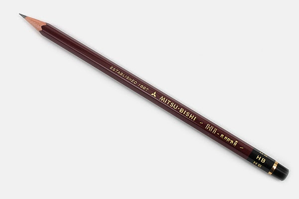HB Pencil which are good for Anime Drawing