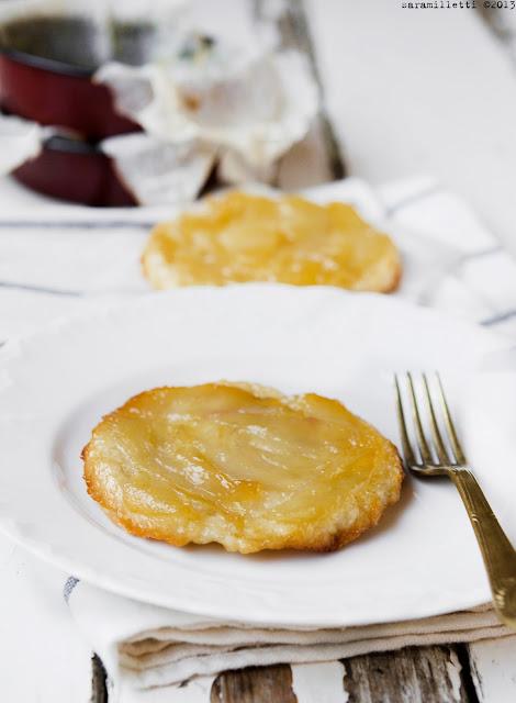 la tarte che profuma di burro