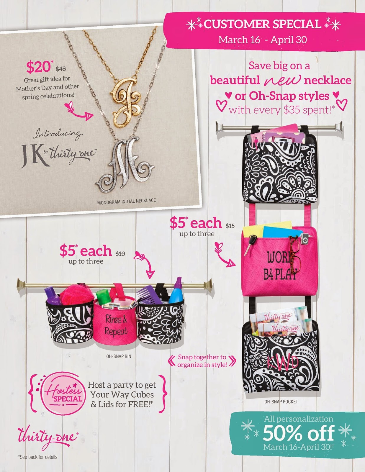 Oh snap bin ideas - Snap To It With Thirty One Gifts Oh Snap Pocket Use Yours To Organize Your Kitchen Command Center Or To Hold Your Children S Chore List