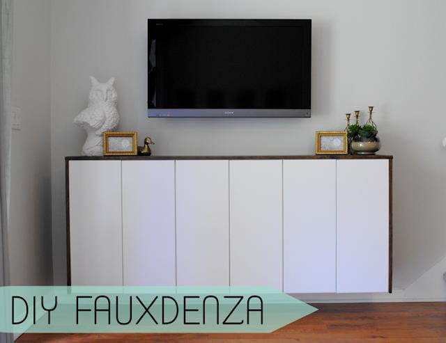 DIY Fauxdenza
