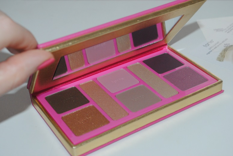 tarte-sultry-sunset-amazonian-clay eye-palette-review