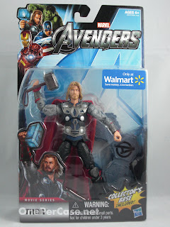 One Per Case: Avengers 6 Inch Thor - Walmart Exclusive