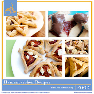 Roundup of Five Hamantaschen Recipes for Purim
