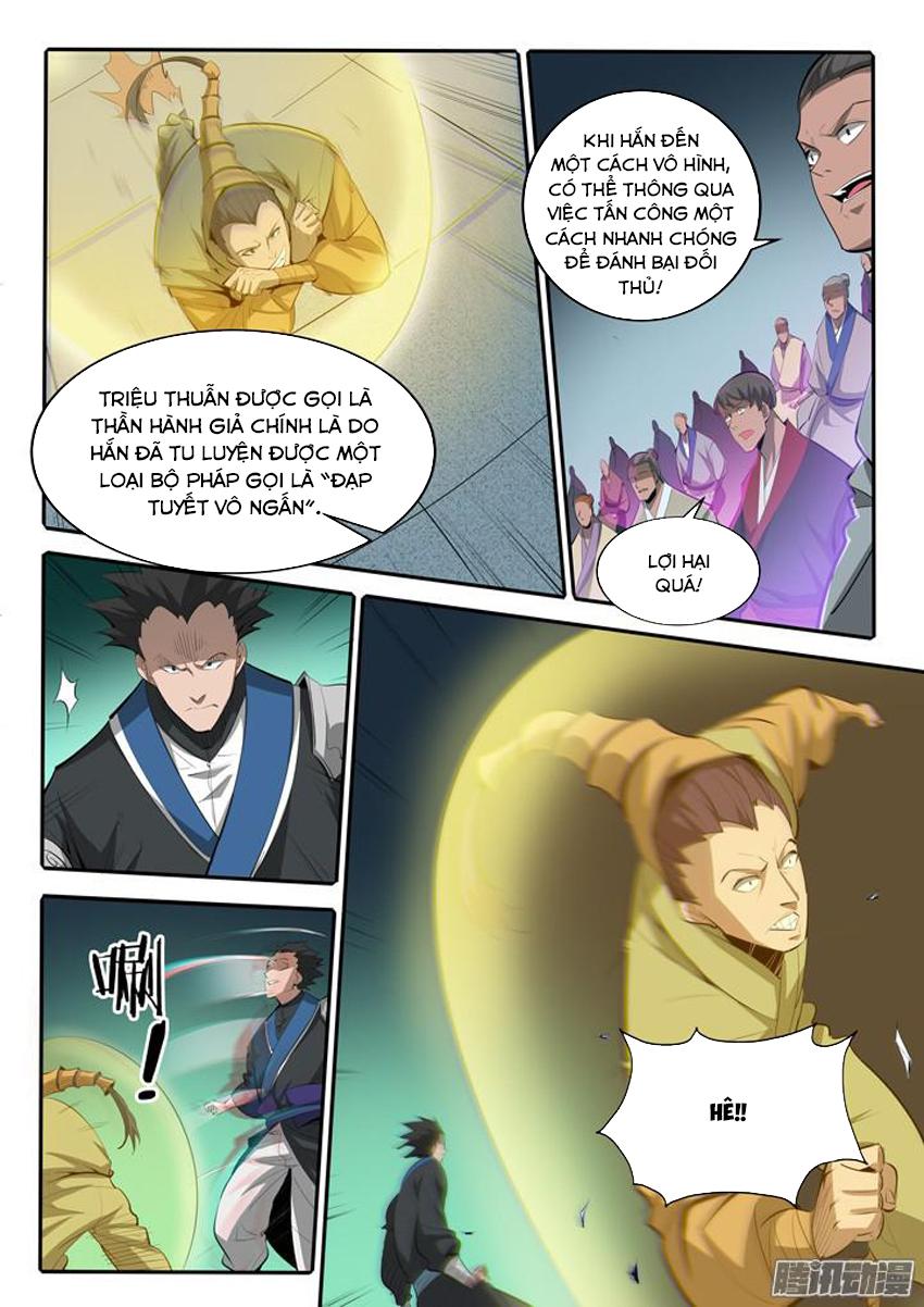 Bách Luyện Thành Thần Chapter 169 - Hamtruyen.vn