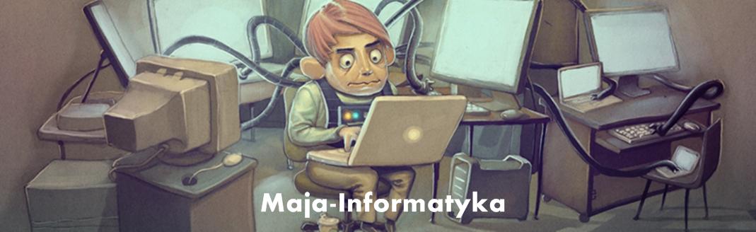 Zeszyt Informatyczny Maja