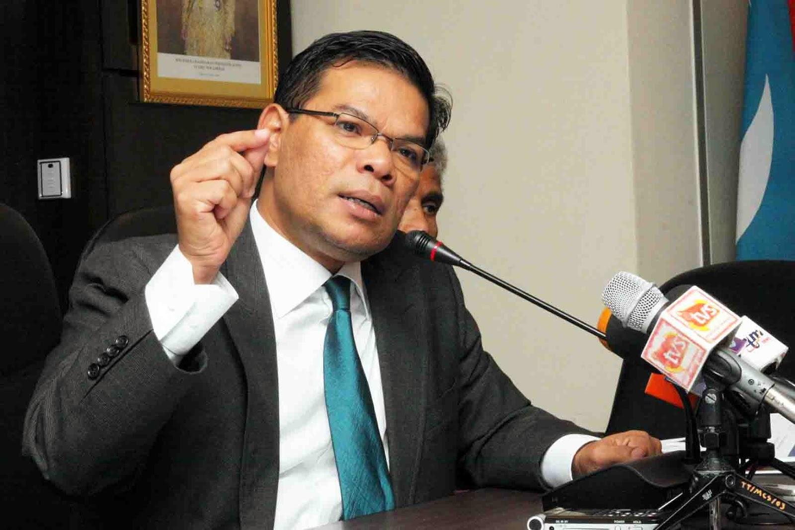 Sultan sekali lagi titah PKR kemuka dua lagi nama selain Wan Azizah