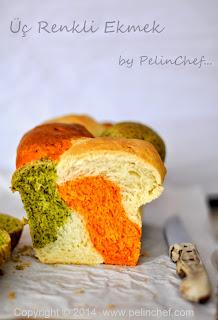 Üç Renkli Ekmek