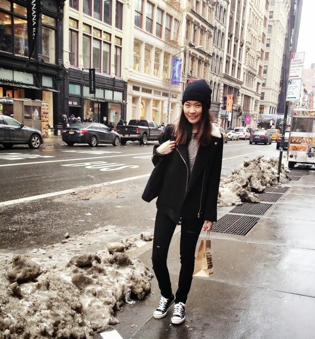 nyc, travel, trip, soho, shopping, fashion blogger