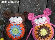 Hæklede aber