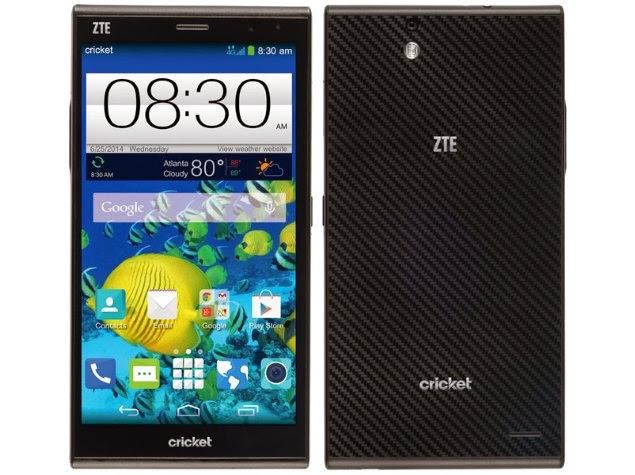 ZTE Grand Xmax Android Smartphone 2015