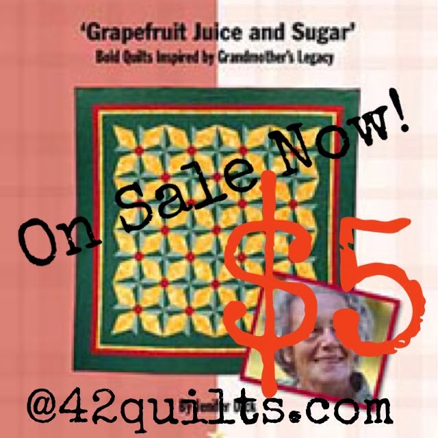 Grapefruit Juice and Sugar