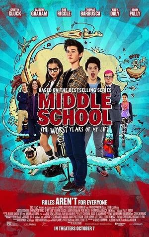 Torrent Filme Escola - Os Piores Anos da Minha Vida 2017 Dublado 1080p 720p Bluray BRRip FullHD HD completo