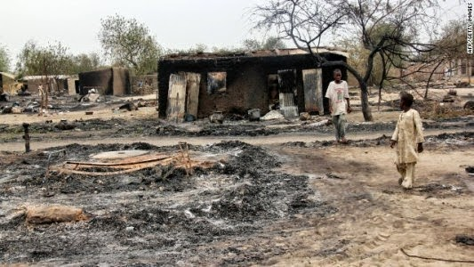 Boko Haram Kills 9, Takes Over Borno Villages and Hoists Flag 1