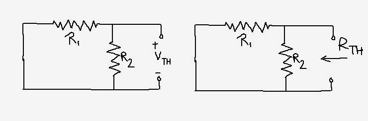 how to find r thevenin with dependent sources