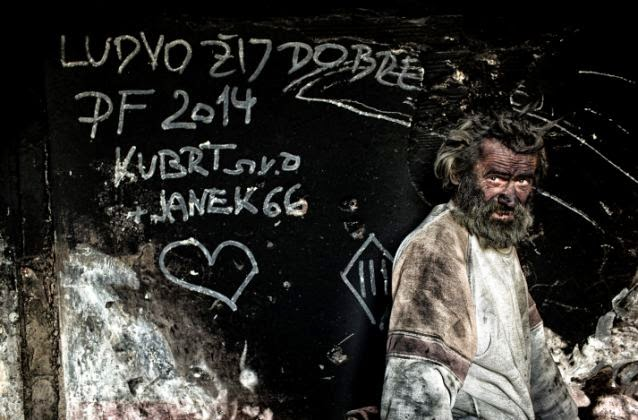 Meet The Dirtiest Man In Europe. His Unusual Desire For Dirt Is Unbelievable