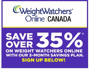 WeightWatchers, along with American Idol star Jennifer Hudson, is promoting a new deal in which a $ sign-up fee is waived when you pay for a three-month savings plan.