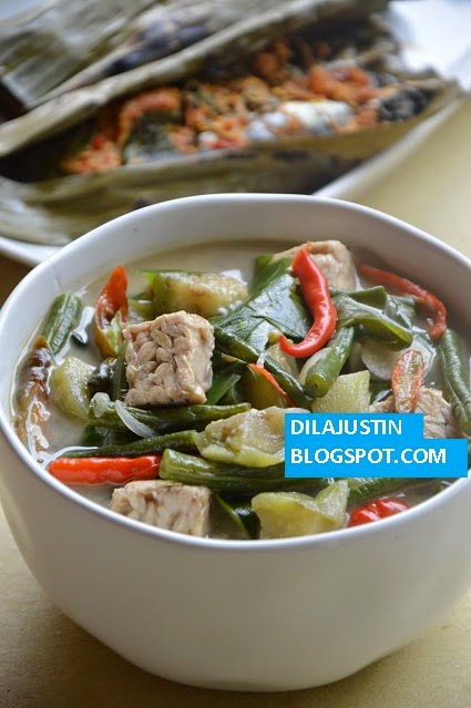 Resep Sayur Lodeh Sunda Gurih dan Special