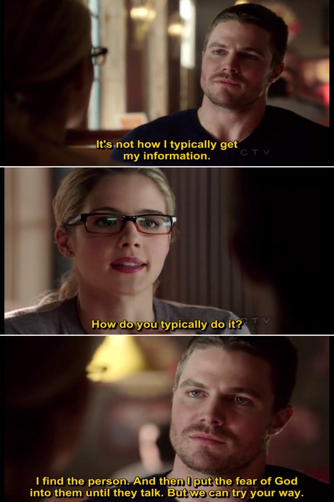 Arrow Season 1 Quote7 ~ Quotes