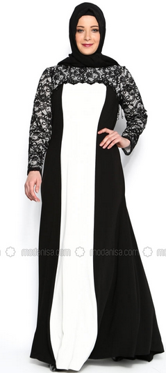 Baju Batik Muslim untuk Badan Gemuk