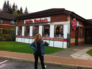 Eddie Rockets Sucks!