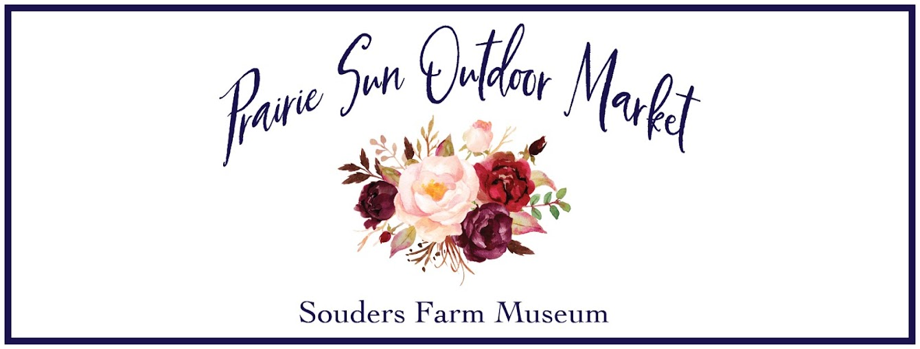 Semi-Annual Prairie Sun Outdoor Market at Souders Farm Museum Cheney, KS