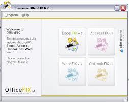 Memperbaiki File Yang Rusak / Corrupt (Word, Excel, Access, Outlook)
