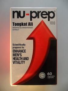 Nu-Prep 100 SAHAJA mempunyai kajian klinikal kesuburan terbukti (bukan dari produk yang lain)