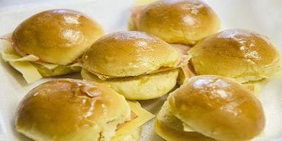 pebetes rellenos con jamon y queso