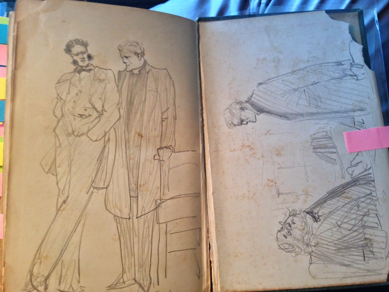 G k chesterton il blog dell 39 uomo vivo disegni da un - Libro da colorare uomo ragno libro ...